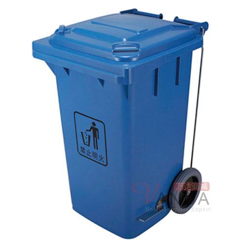 白云af07322a 加型垃圾桶(脚踏式)