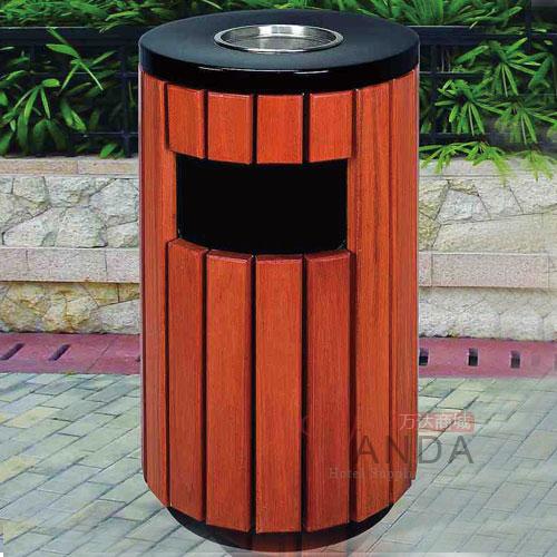 南方gpx-57 公园圆形垃圾桶