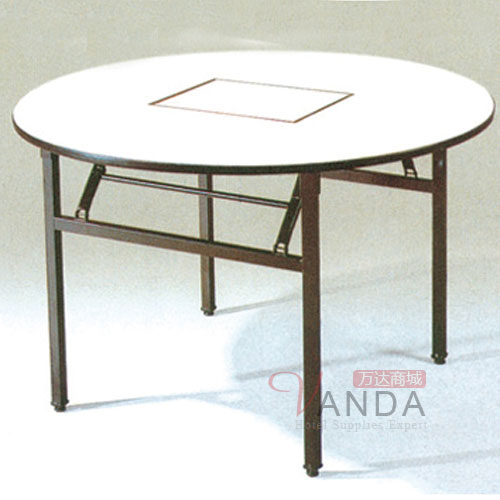 酒店火锅餐桌圆形火锅桌